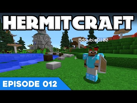 Hermitcraft V 012 | MEETING WITH THE NHO?! | A Minecraft Let's Play