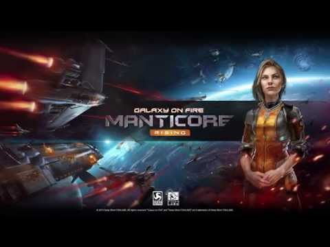 Galaxy on Fire - Manticore RISING (Official Gameplay Trailer)