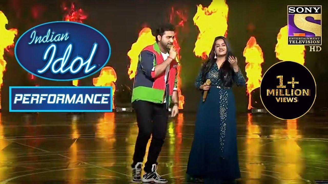 Download 'Beedi Jalai Le' पे Danish और Sayali ने दिया Duet Performance | Indian Idol Season 12