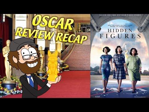 Hidden Figures - Oscar Review Recap