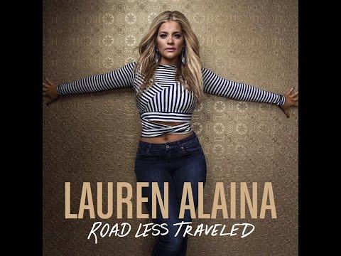 Lauren Alaina  Road Less Traveled  Michael Hoffman Drum