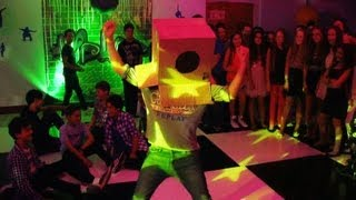 Benjamin Neuberger's Barmitzvah - party highlights {Emdon Video} - Cape Town