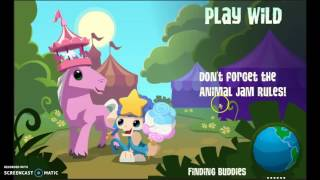 TOP 10 MOST COMMON ANIMAL JAM JAMMERS! I animal jam