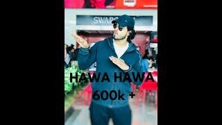 HAWA HAWA | MIKA SINGH |  Zumba Dance Routine | Dil Groove Maare