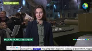 Дань памяти: Путин возложил цветы на Пискаревском кладбище