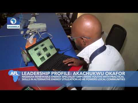 Nigerian Renewable Energy Specialist Empowers Youths With Practical Skills Pt.1