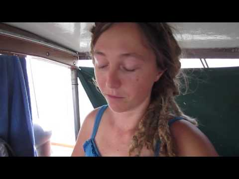 Life on a Sailboat - Sailing the Sprit Rigged Coconut Dingy With Leeboards