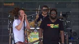 Download SOJA - Promises and Pills feat (Alfred The MC and Gramps Morgan of Morgan Heritage) - Bonnaroo 2015 MP3 song and Music Video