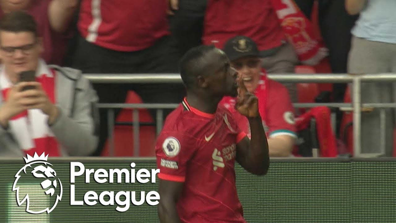 Download Sadio Mane breaks ice for Liverpool v. Crystal Palace   Premier League   NBC Sports