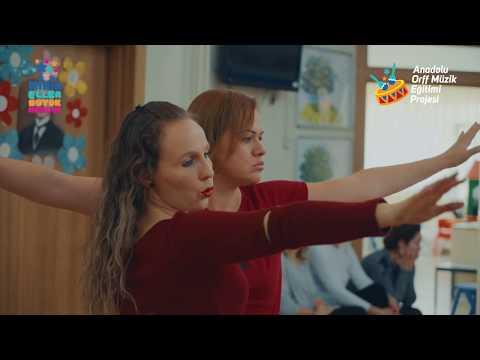 Minik Eller Büyük Hayaller - Anadolu Orff Müzik Eğitimi Projesi