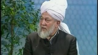 Liqa Ma'al Arab 16th April 1997 Question/Answer English/Arabic Islam Ahmadiyya