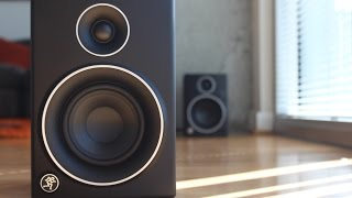 Mackie CR4 Computer Speakers Review