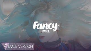 MALE VERSION | TWICE - Fancy