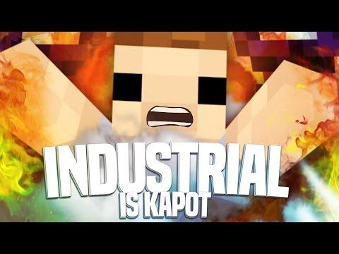 INDUSTRIAL IS KAPOT & GELD GEVEN - Minetopia Life #24
