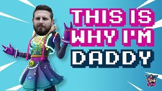 This is Why I'm THE DADDY | Epic Moments & Funny Fails | Montage Fortnite Battle Royale