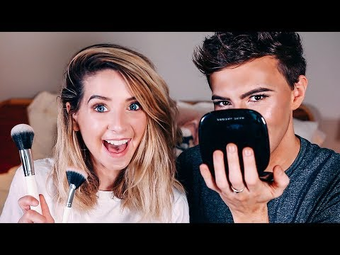 Giving My Best-Guy-Mate A Makeover | Zoella