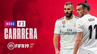 FIFA 19 Modo Carrera | Real Madrid - Sevilla FC Ep. 4