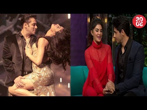 Salman's Dancing Film Titled As 'Dancing Dad' | Sidharth On His Linkup With Jacqueline