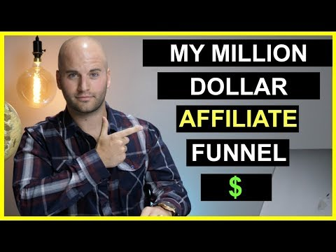 Affiliate Marketing: The Sales Funnel That Made Me Over $1,000,000