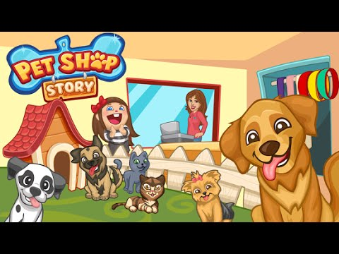 Pet Shop Story Android İos Free Game GAMEPLAY VİDEO