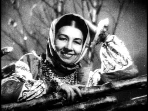 Клип Лидия Русланова - За горою у колодца