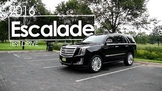 2016 Cadillac Escalade | Review | Test Drive