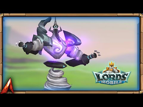 Tempestite Army Talent Whirlwind! Lords Mobile