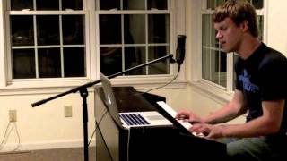 Relient K - Be My Escape (Piano and Vocal Cover) - With Lyrics
