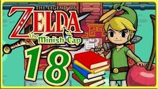 THE LEGEND OF ZELDA THE MINISH CAP Part 18: Die verschollenen Bücher & der Schatz der Minish