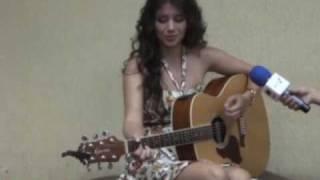Paula Fernandes - Passaro de Fogo -  Fernanda Passos - Just TV