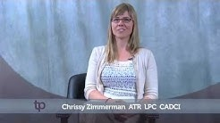 Chrissy Zimmerman, ATR, LPC, CADCI - Art Therapist, Portland OR