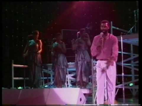 Teddy Pendergrass - Where Did All The Loving Go (Live 1982)