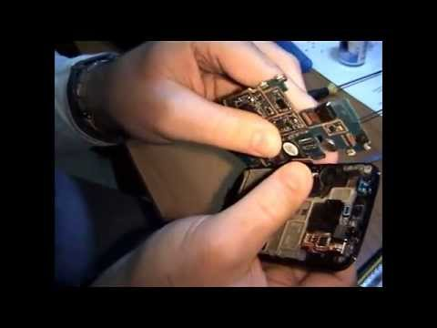 samsung galaxy ace 2 GTi8160 lcd replace. How to change the Screen (lcd)