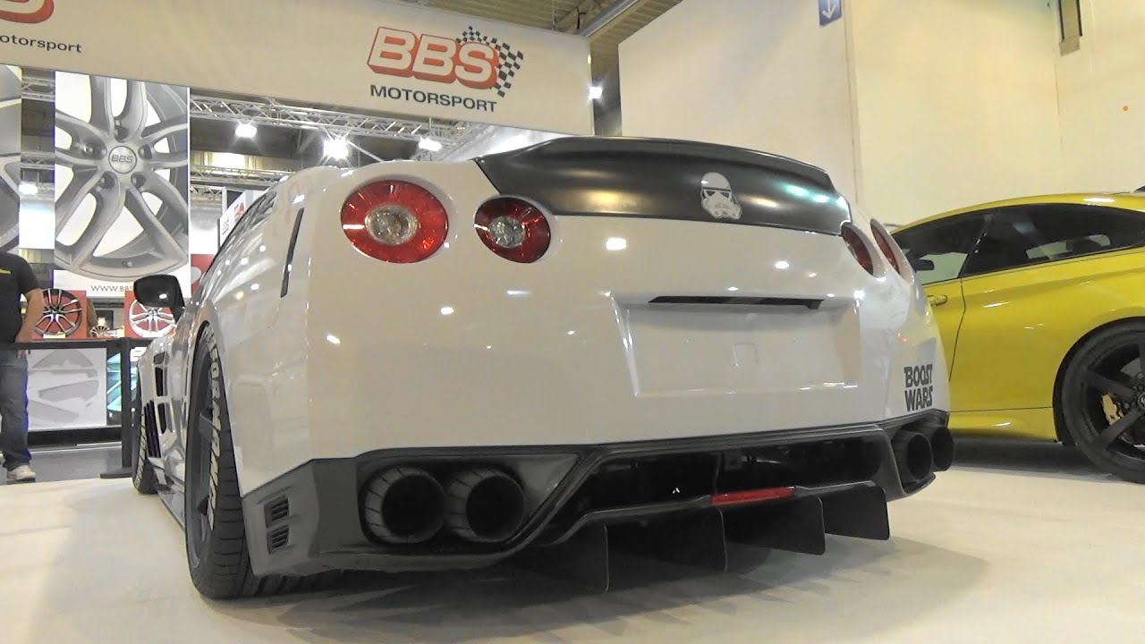 nissan gtr r35 jp performance essen motor show 2015 youtube. Black Bedroom Furniture Sets. Home Design Ideas