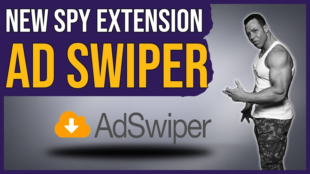 🕵️‍♂️Find Winning Facebook Ads and Products with The New Adswiper Chrome  Extension | Demo