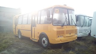 MIX Автобус ПАЗ-423470 для перевозки детей (школьный)(, 2016-12-08T13:12:41.000Z)
