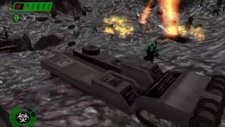Army Men: Green Rogue (PS2) - 3. Out Of The Frying Pan...