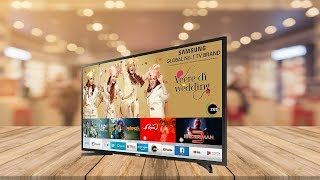 Samsung 7-in-1 80cm (32 inch) Ready LED Smart TV (UA32N4305ARXXL)