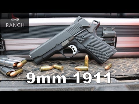 Springfield Range Officer Compact | Overview - YouTube