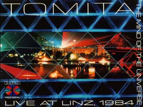 Isao Tomita 1985 The Mind Of The Universe Live At Linz 1984 Full Album