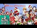 Anime Vines #13 (Christmas special, OnePunch Man, K-On, Mirai Nikki,...)
