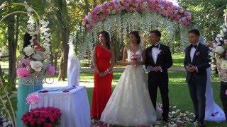 Свадебная регистрация в Almaty Resort(, 2016-03-07T14:26:09.000Z)