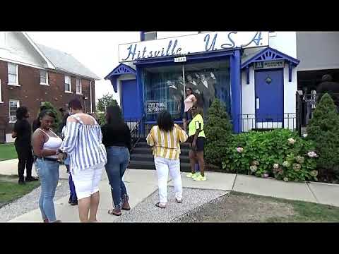 MOTOWN MUSEUM VISIT-VIDEO-2018-AUG-18-SATURDAY AFTERNOON