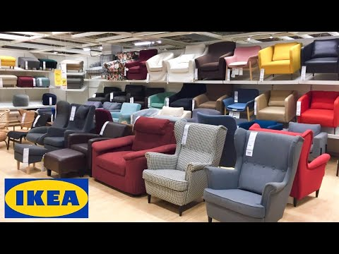 ikea-armchairs-chairs-recliners-living-room-furniture-shop-with-me-shopping-store-walk-through