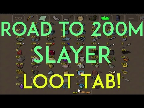 Road To 200M Slayer | Slayer Tab Price Check | Looting 10 Totems | Insane RNG | 99M/200M Xp