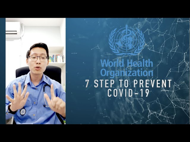 7 Step to Prevent Covid-19