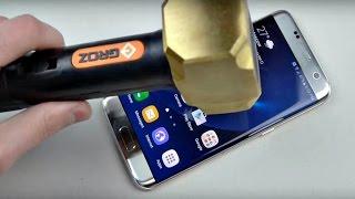 Samsung Galaxy S7 Edge TEST de Resistencia