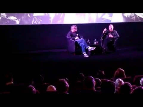 Q&A Mark Kermode & Iain Softley (Plaza,Truro)