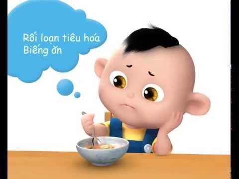 Quảng cáo Bio  Acimin - cho bé biếng ăn