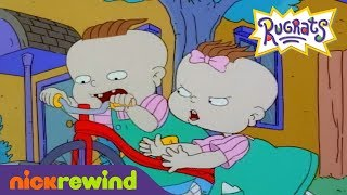 """""""Tricycle Not For You""""   Rugrats   NickRewind"""